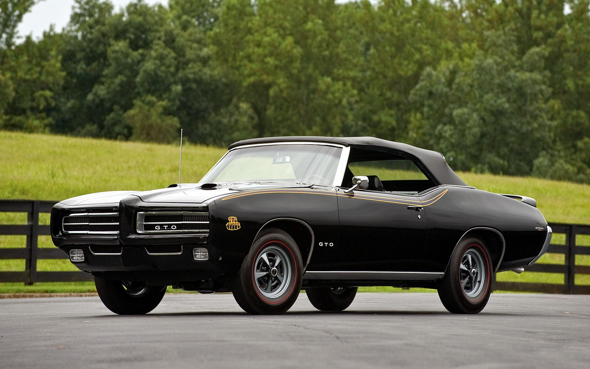 Pontiac GTO Full HD Wallpaper and Background Image | 1920x1200 | ID:196773