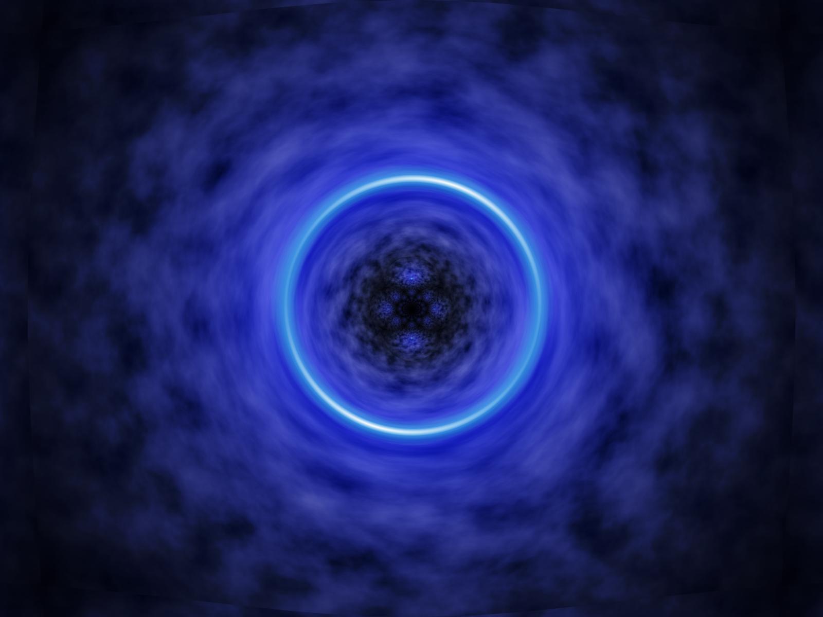 CGI - Abstract  CGI Wormhole Sci Fi Wallpaper