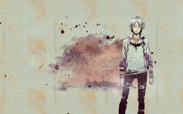 Anime Katekyō Hitman Reborn! Hayato Gokudera HD Wallpaper | Background Image