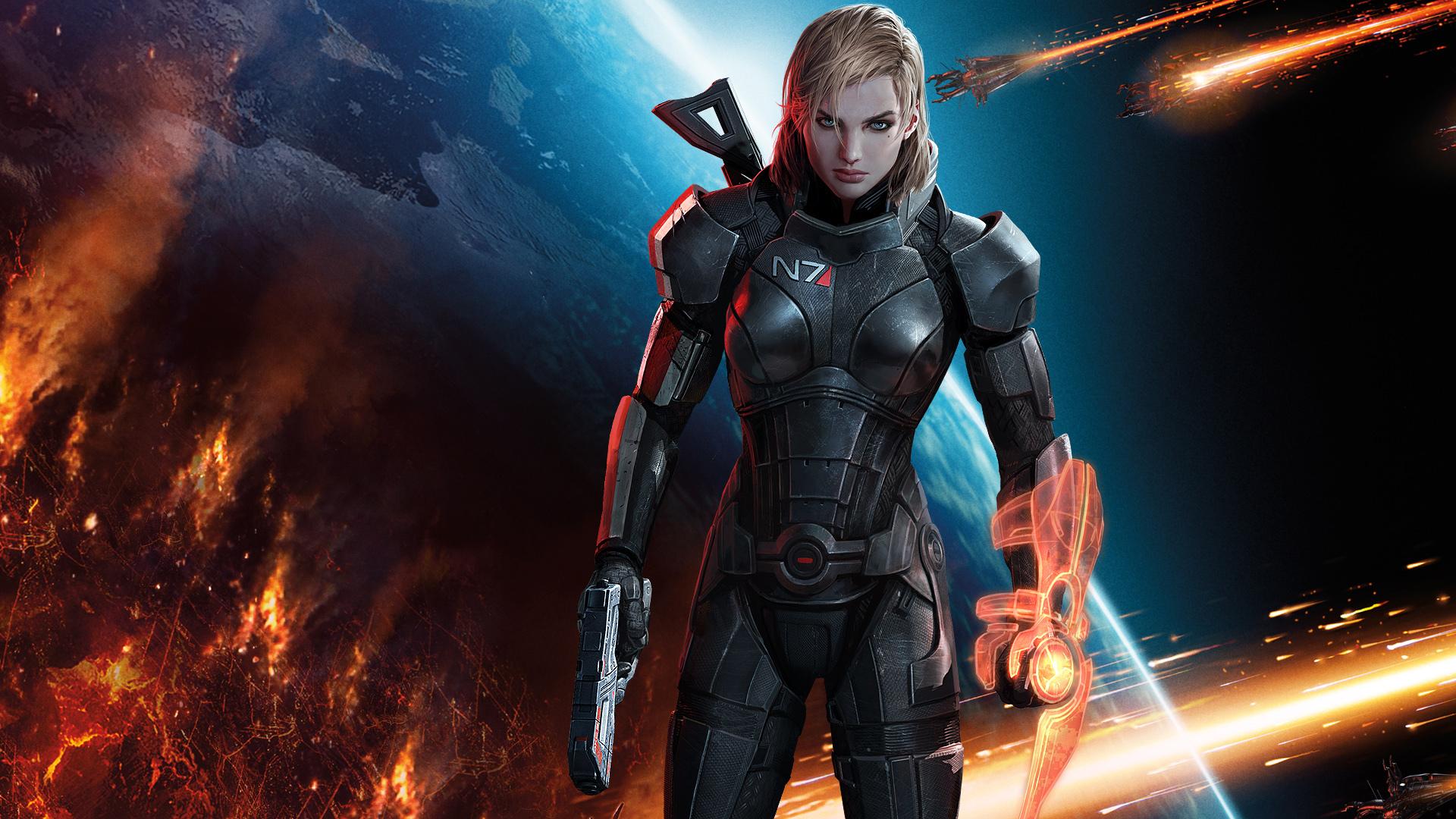 Mass Effect 3 HD Wallpaper | Background Image | 1920x1080 ...