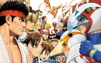 Video Game - Tatsunoko Vs Capcom Wallpapers and Backgrounds ID : 198053