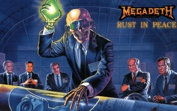 Music - Megadeth Wallpapers and Backgrounds ID : 198711