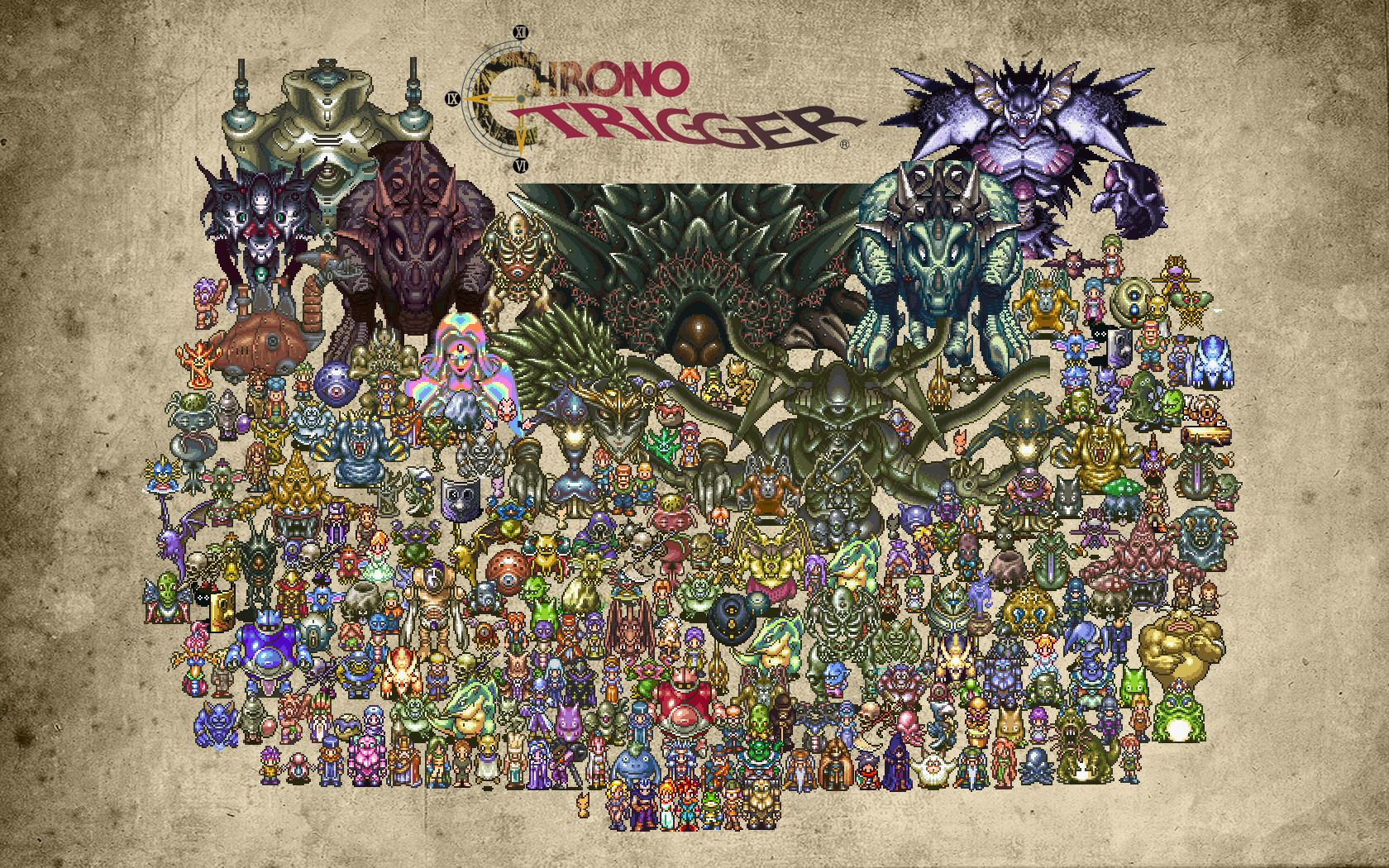 83 Chrono Trigger HD Wallpapers | Backgrounds - Wallpaper ...