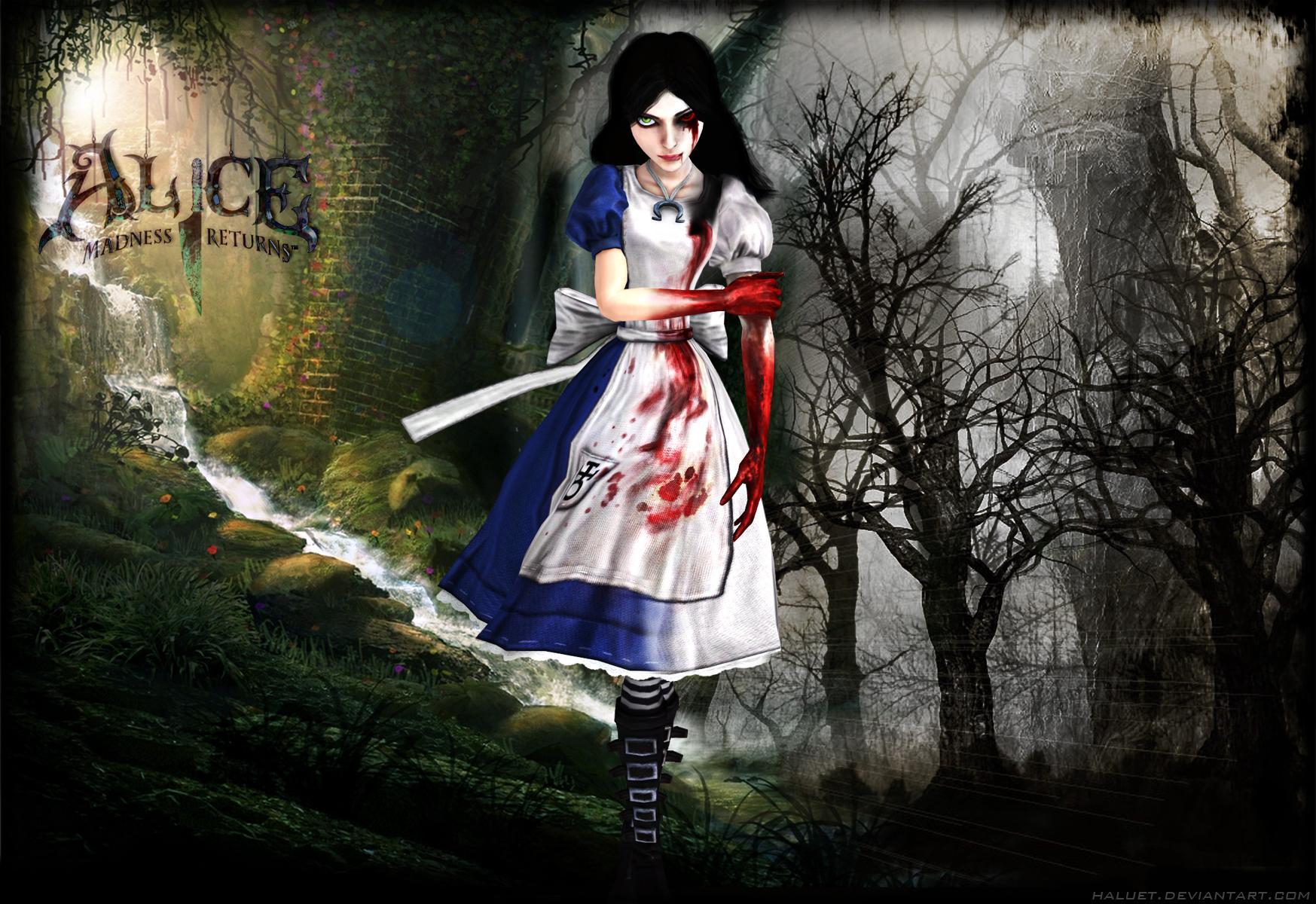 Taringueros, apoyemos a crear otro juego de Alice