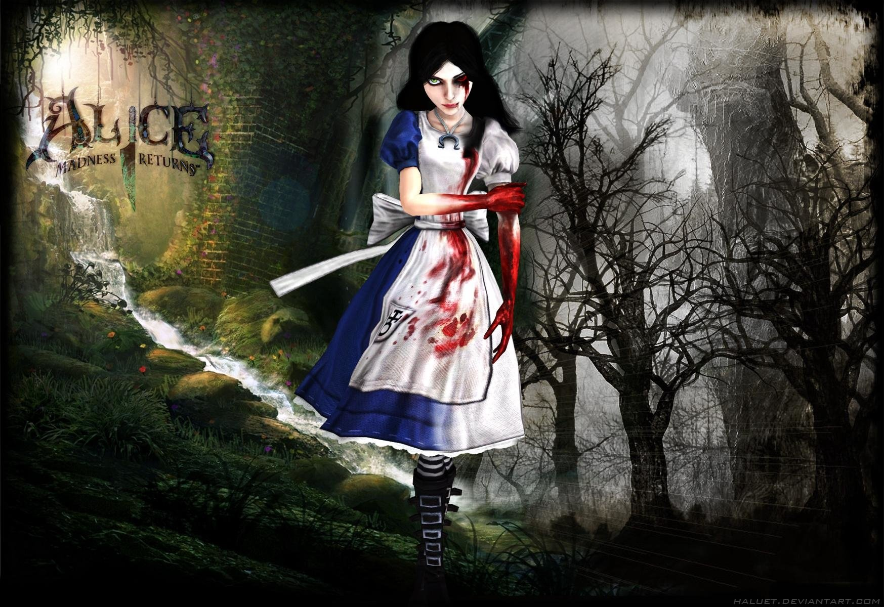 199 Alice Madness Returns Hd Wallpapers Background Images
