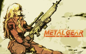 Video Game - Metal Gear Wallpapers and Backgrounds ID : 200251