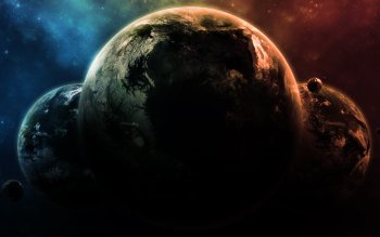 Sci Fi - Planets Wallpapers and Backgrounds ID : 200301