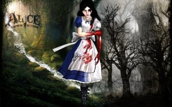 Video Game - Alice Madness Returns Wallpapers and Backgrounds ID : 200573