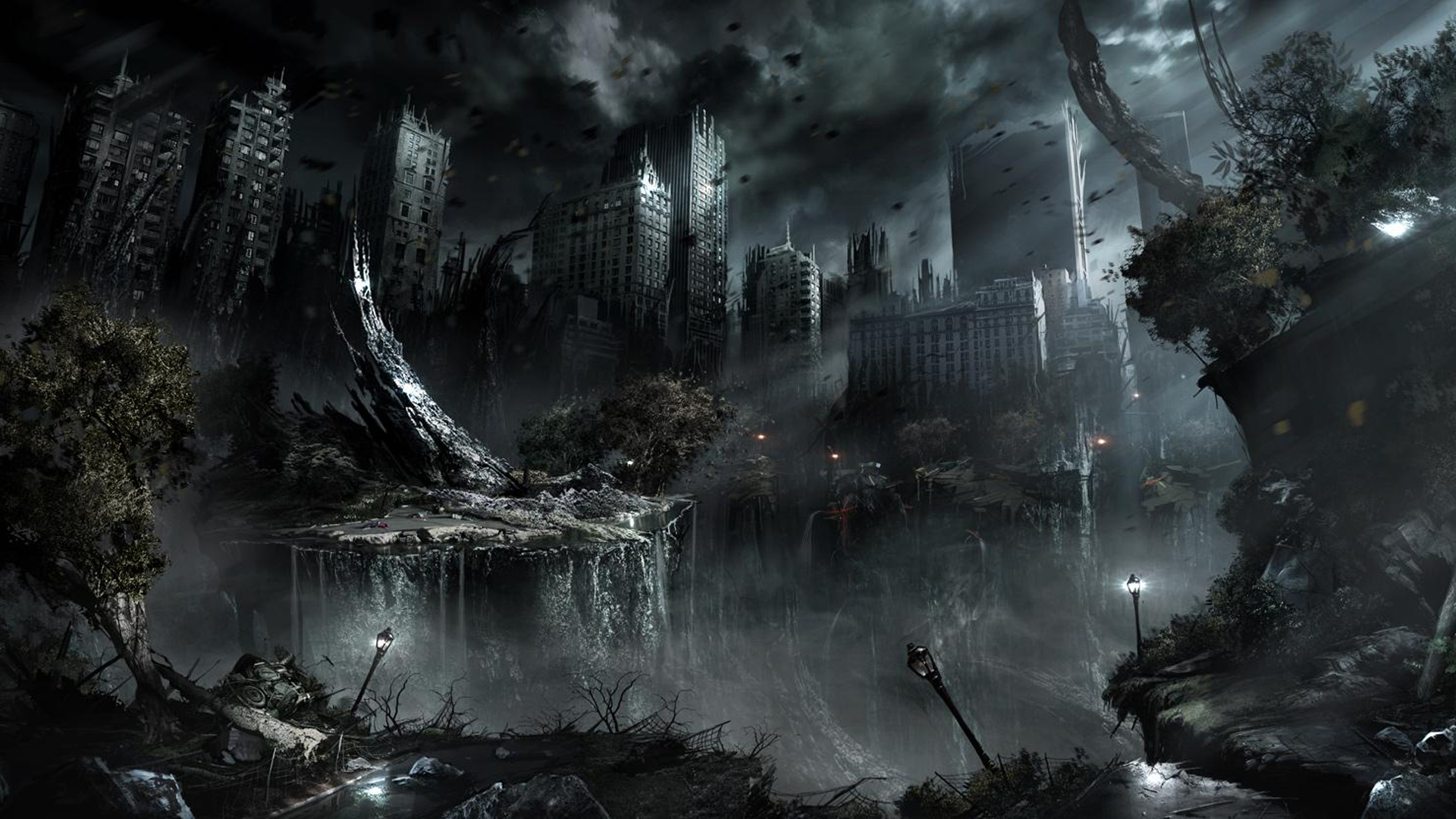 Id 860734 Wallpaper Abyss: 317 Post Apocalyptic HD Wallpapers