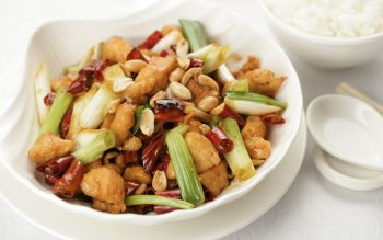46 Chinese Food Hd Wallpapers Background Images