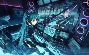 Anime - Vocaloid Wallpapers and Backgrounds ID : 201591