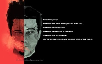 Movie - Fight Club Wallpapers and Backgrounds ID : 201801