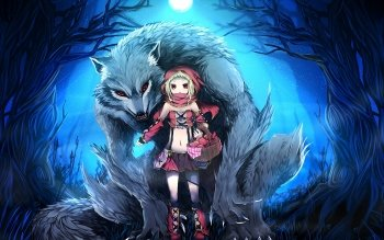 Anime - Red Riding Hood Wallpapers and Backgrounds ID : 202353