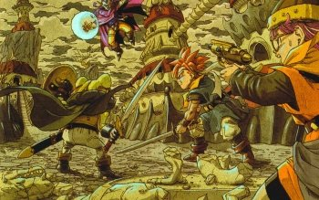 Video Game - Chrono Trigger Wallpapers and Backgrounds ID : 202623