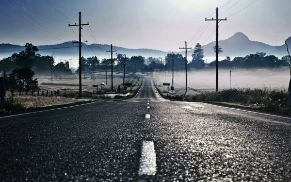 Man Made Road Highway HD Wallpaper | Background Image