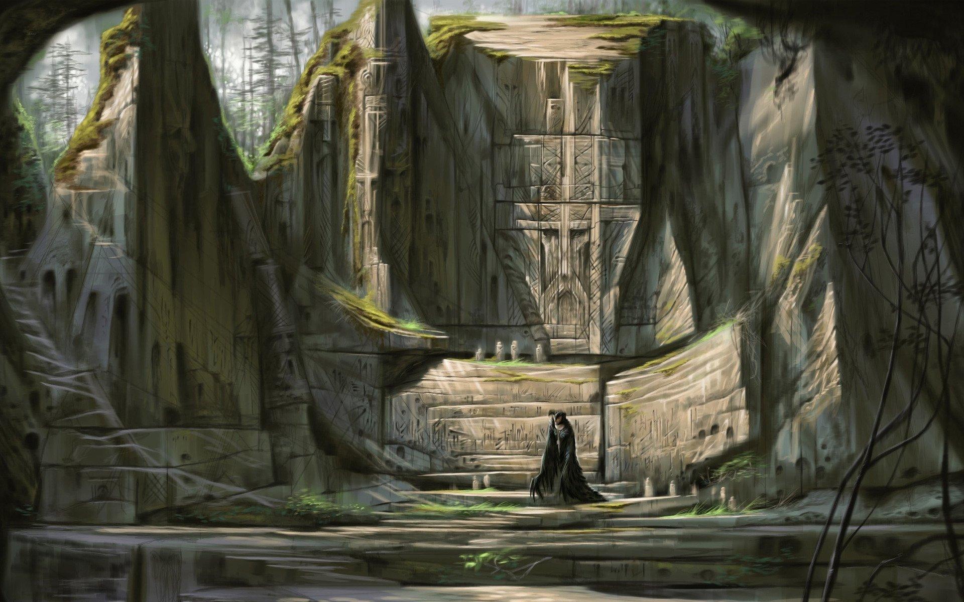 The Elder Scrolls V Skyrim Hd Wallpaper Background Image