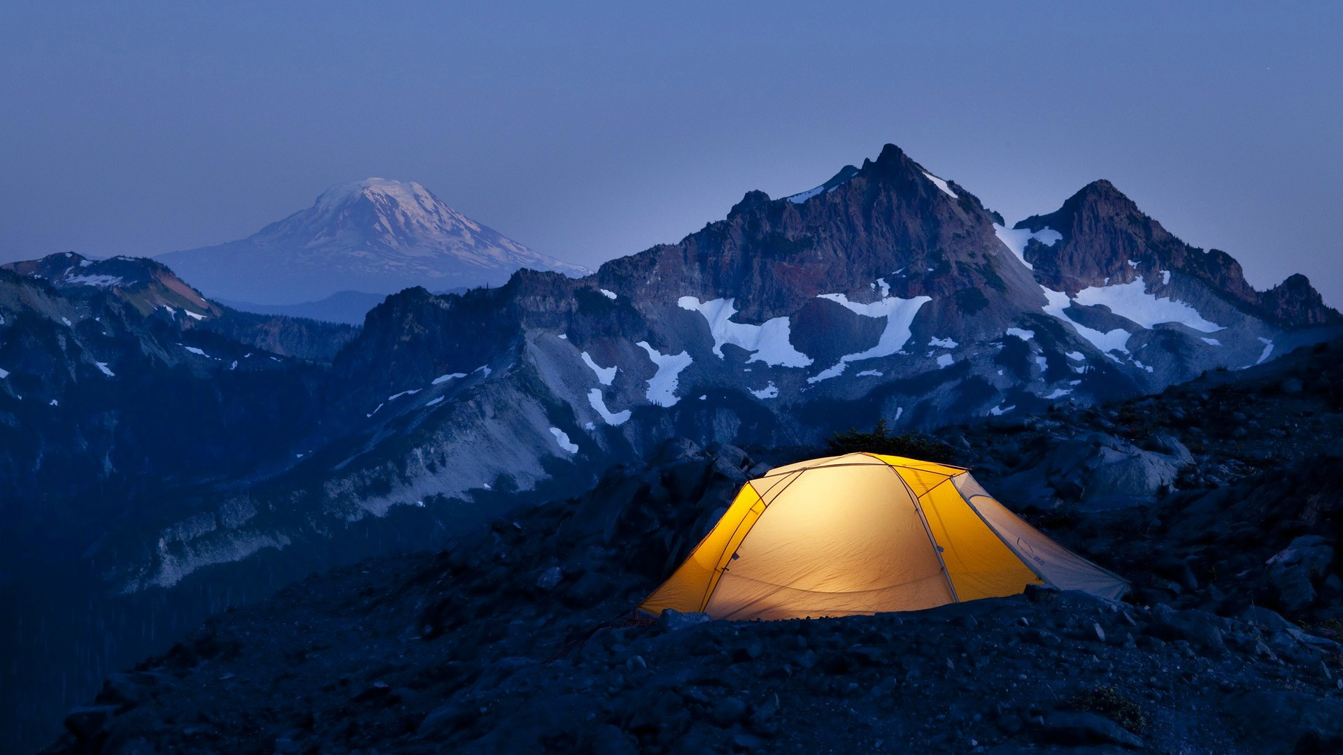 Camping HD Wallpaper | Background Image | 1920x1080 | ID ...