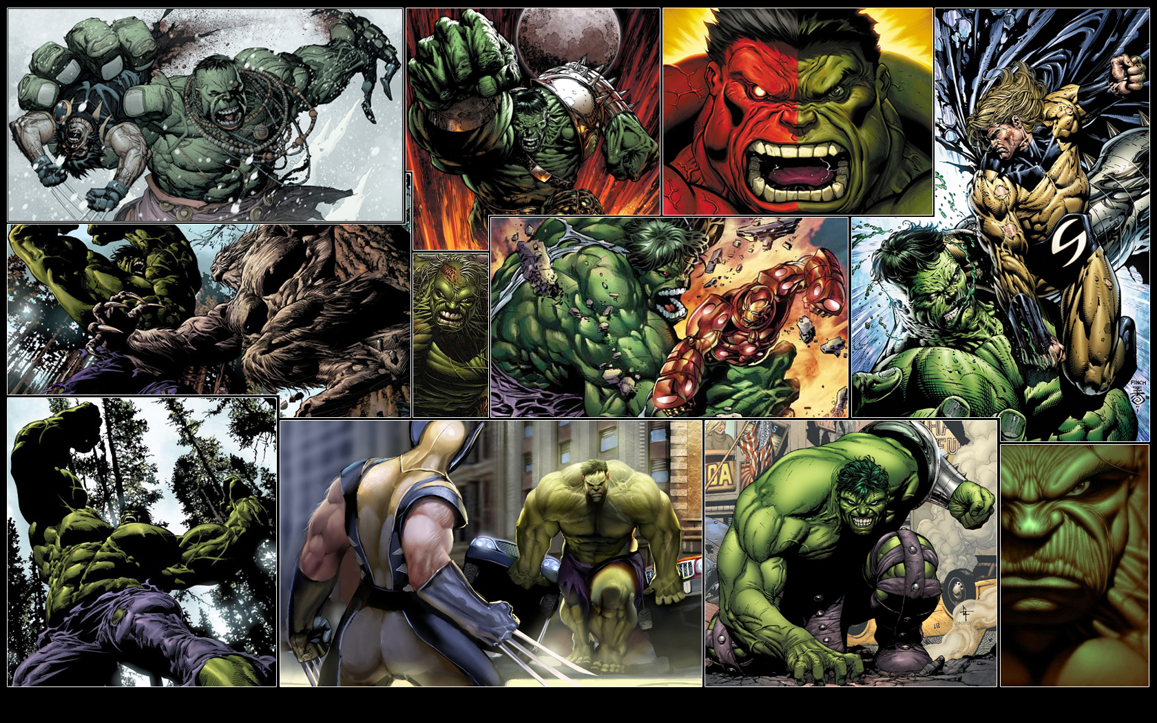 Hulk Wallpaper And Background Image 1680x1050 Id 203733