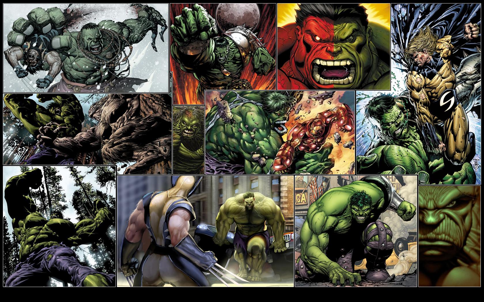 Hulk Computer Wallpapers Desktop Backgrounds 1680x1050