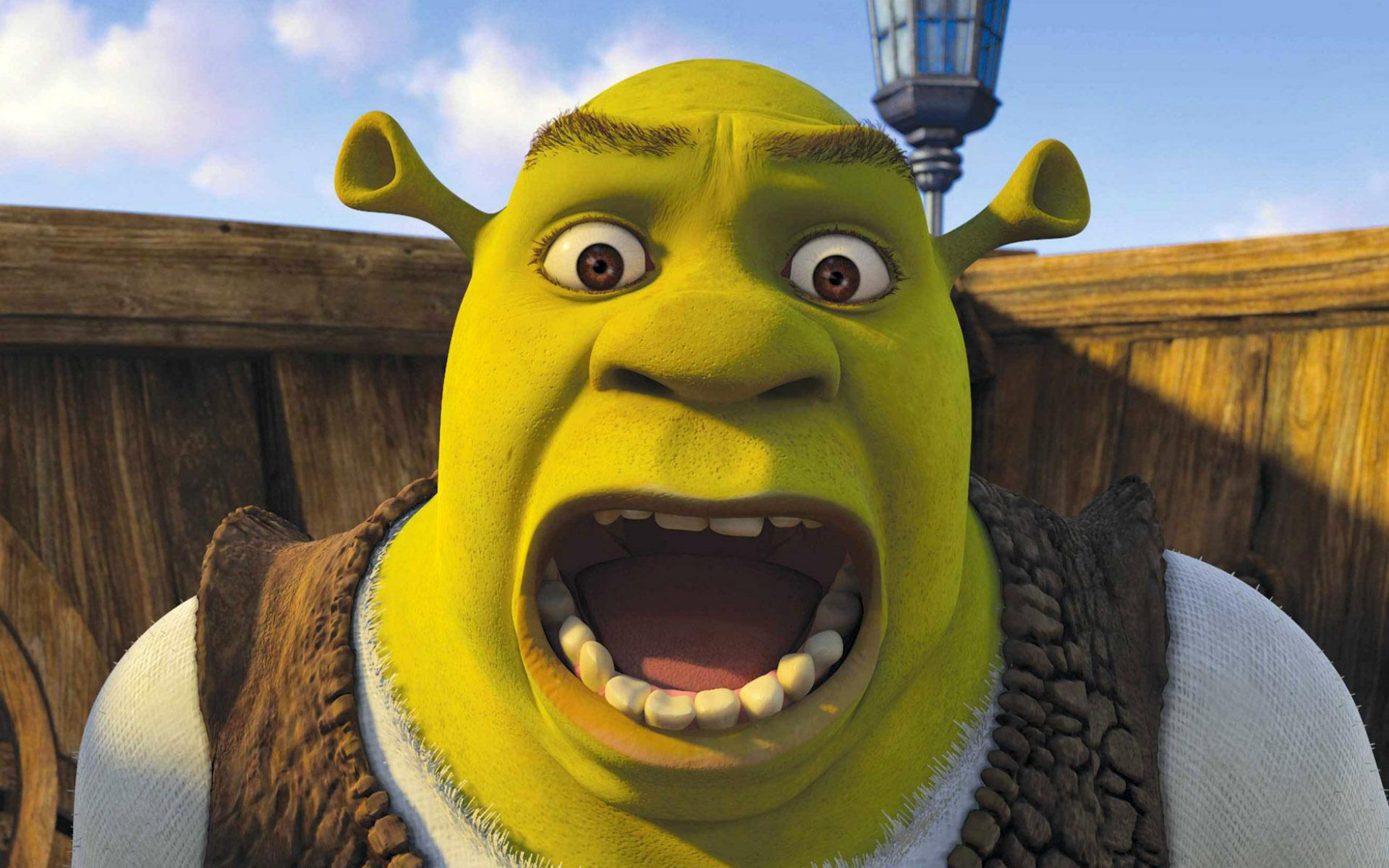 83 Shrek Hd Wallpapers Background Images Wallpaper Abyss