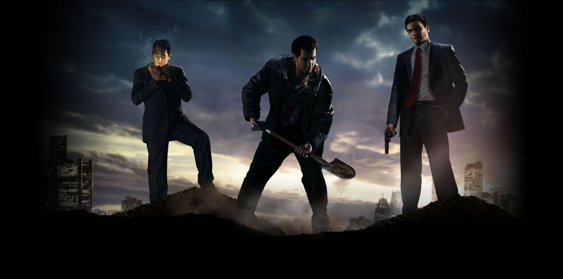 Three 6 Mafia Wallpaper: Mafia: The City Of Lost Heaven Wallpaper And Background