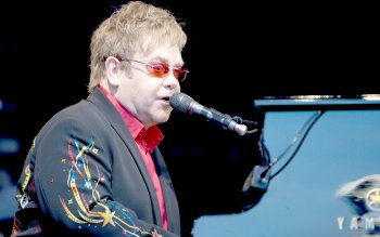Muziek - Elton John Wallpapers and Backgrounds ID : 203823