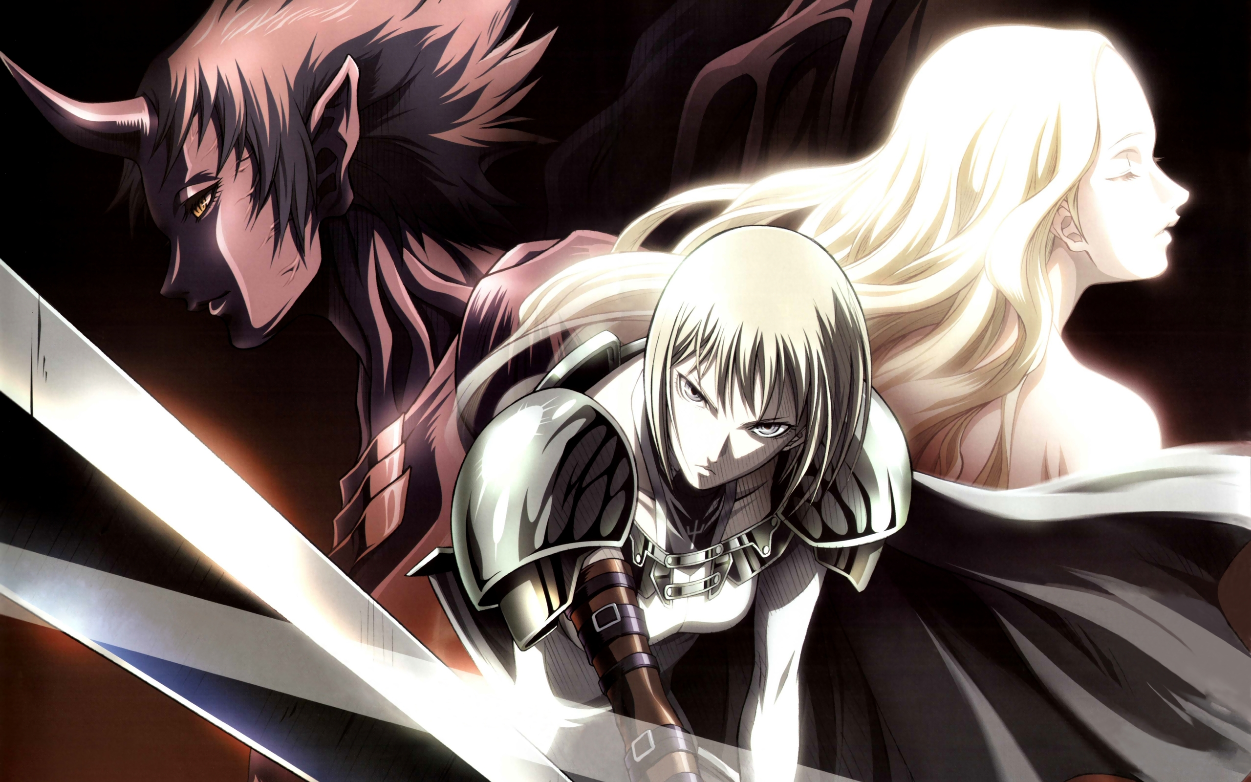 Claymore Full Hd Wallpaper And Background Image -1410