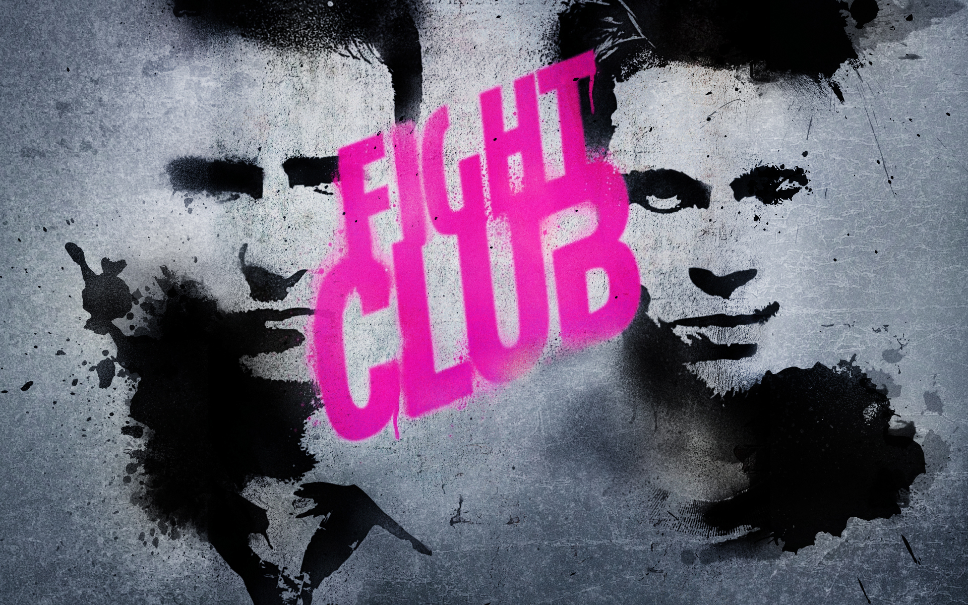 Movie - Fight Club  - Fight Cub Wallpaper