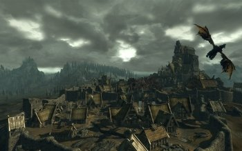 Video Game - Skyrim Wallpapers and Backgrounds ID : 204501