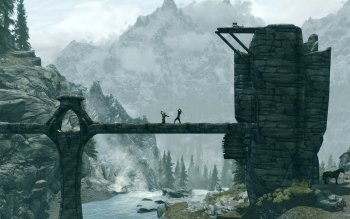 Video Game - Skyrim Wallpapers and Backgrounds ID : 204503