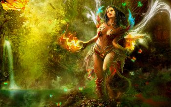 Fantasy - Witch Wallpapers and Backgrounds ID : 204851