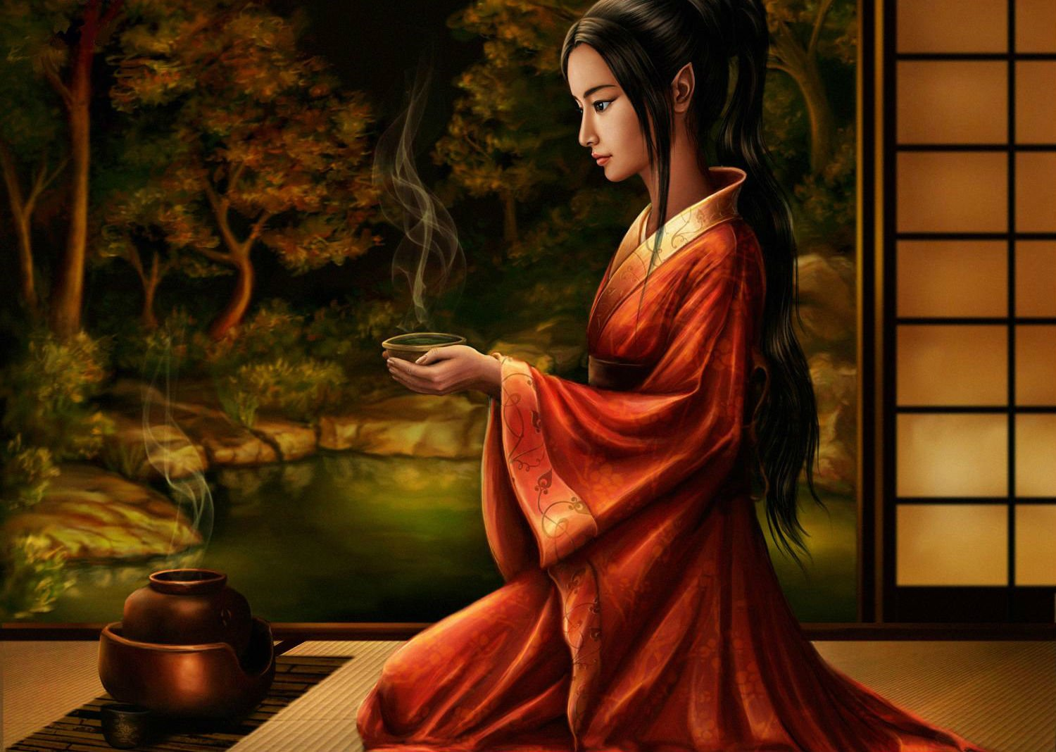 Artistic asians images 83