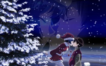Anime - Christmas Wallpapers and Backgrounds ID : 205511