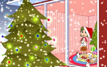 Anime - Christmas Wallpapers and Backgrounds ID : 205513