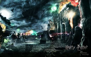 Movie - Harry Potter And The Deathly Hallows: Part 2 Wallpapers and Backgrounds ID : 205891
