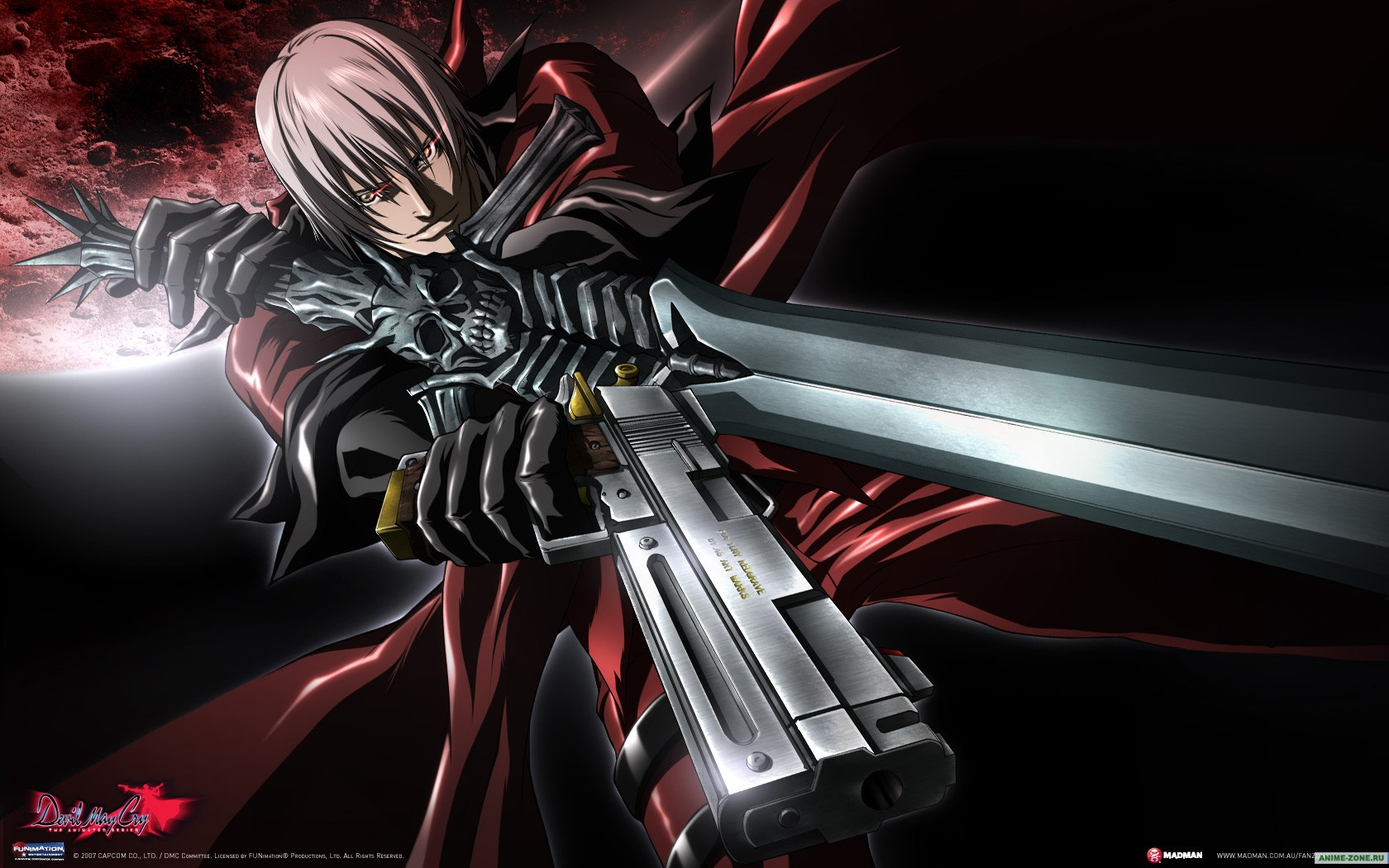 Video Game - Devil May Cry  Game Wallpaper