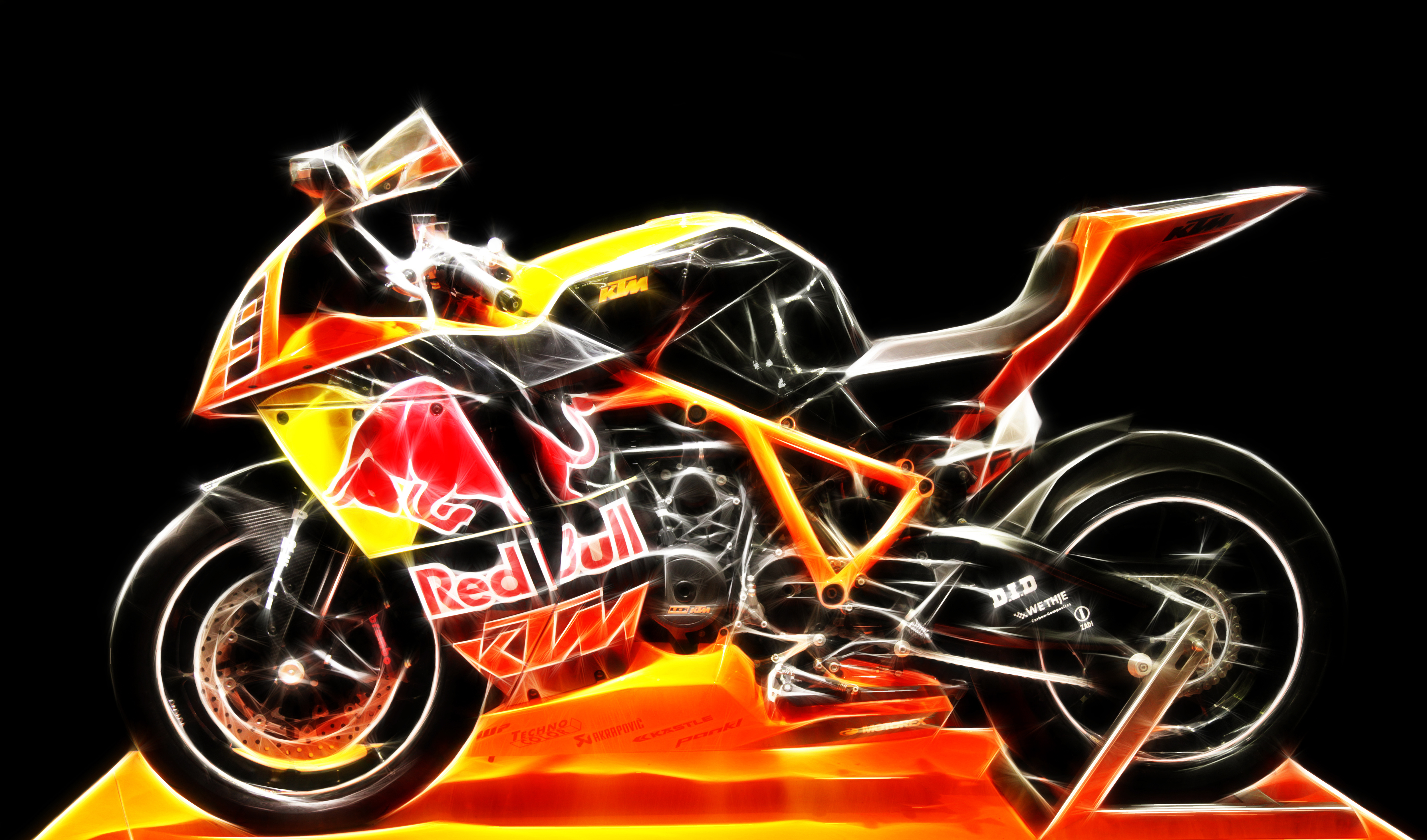 Motorcycle Racing 4k Ultra Hd Wallpaper Background Image