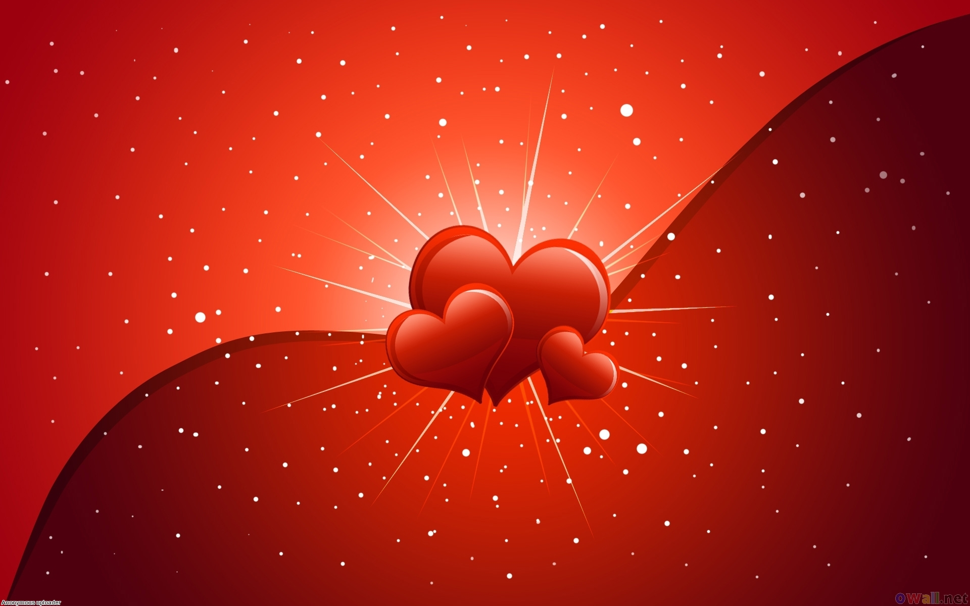 Artistic - Heart  - Valentine Wallpaper