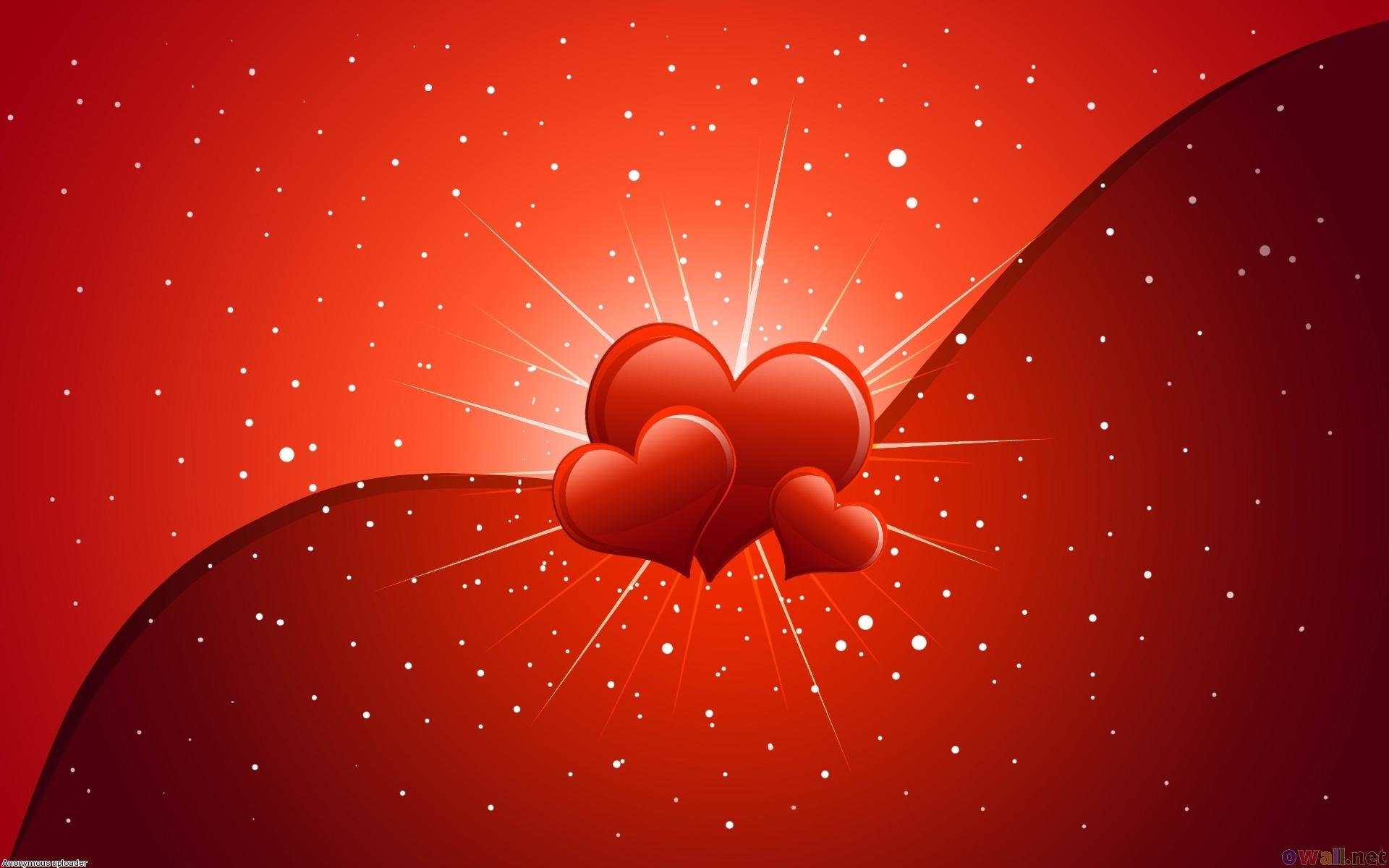 Artistic - Heart  Valentine's Day Wallpaper