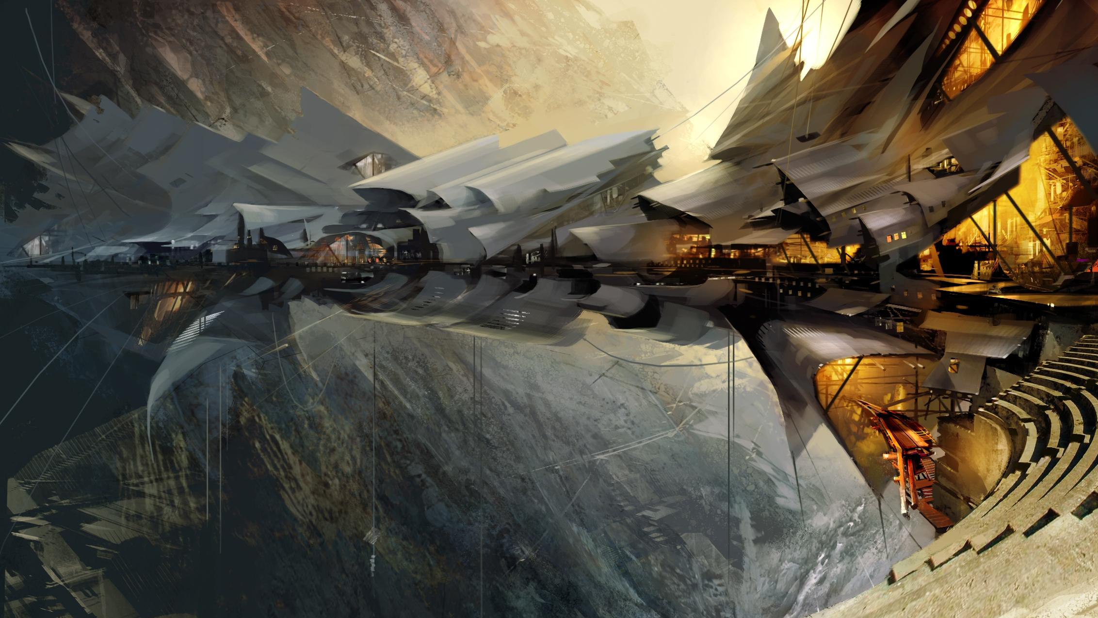 Steampunk Full HD Wallpaper And Background Image