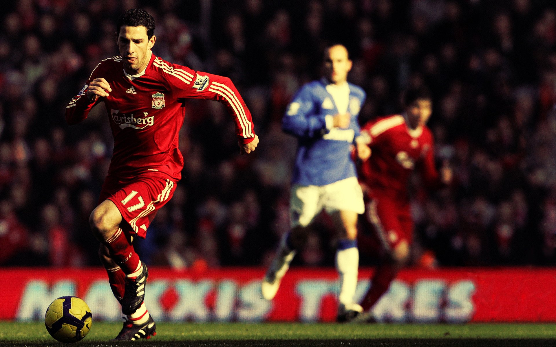 Sports - Maxi Rodriguez  Wallpaper