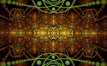 Pattern - Fractal Wallpapers and Backgrounds ID : 20601