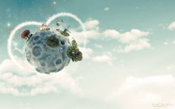Sci Fi - Artistic Wallpapers and Backgrounds ID : 206213