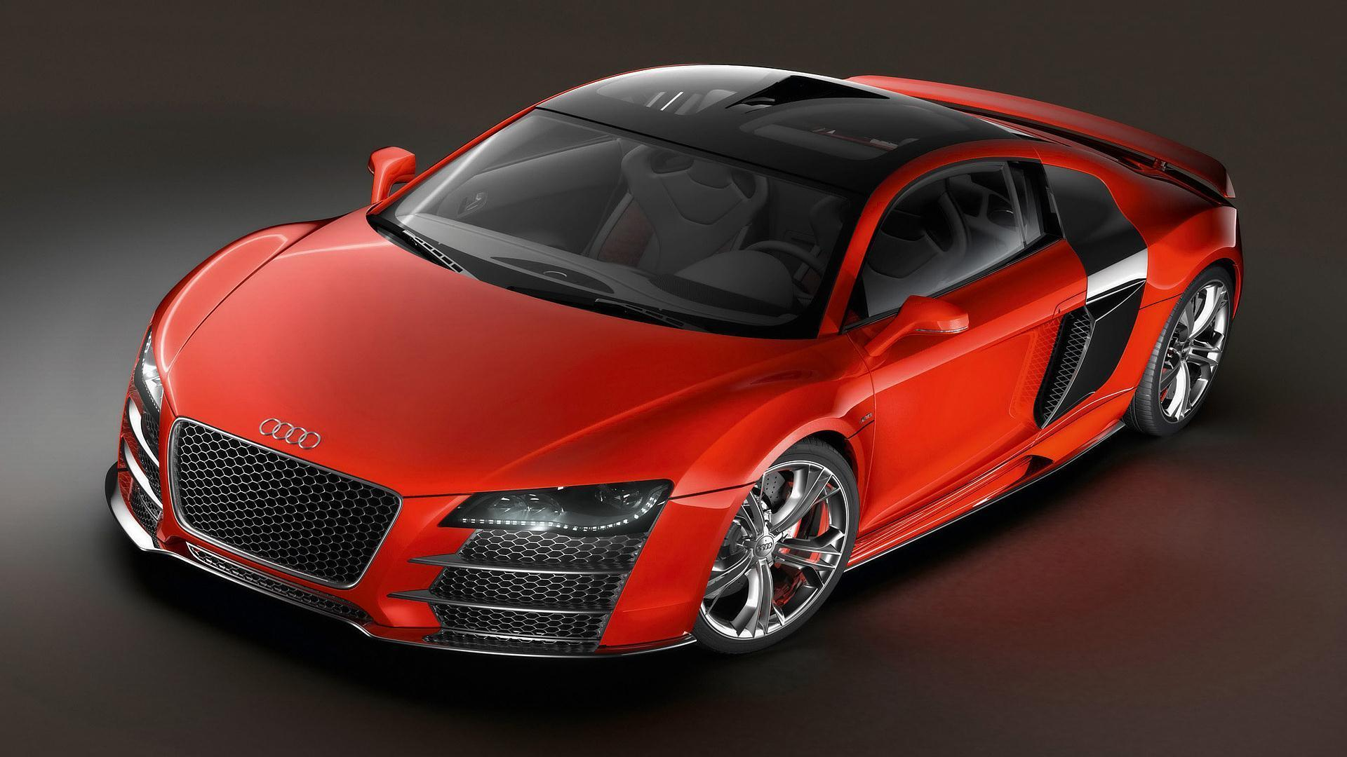 Vehicles - Audi  Audi R8 Wallpaper