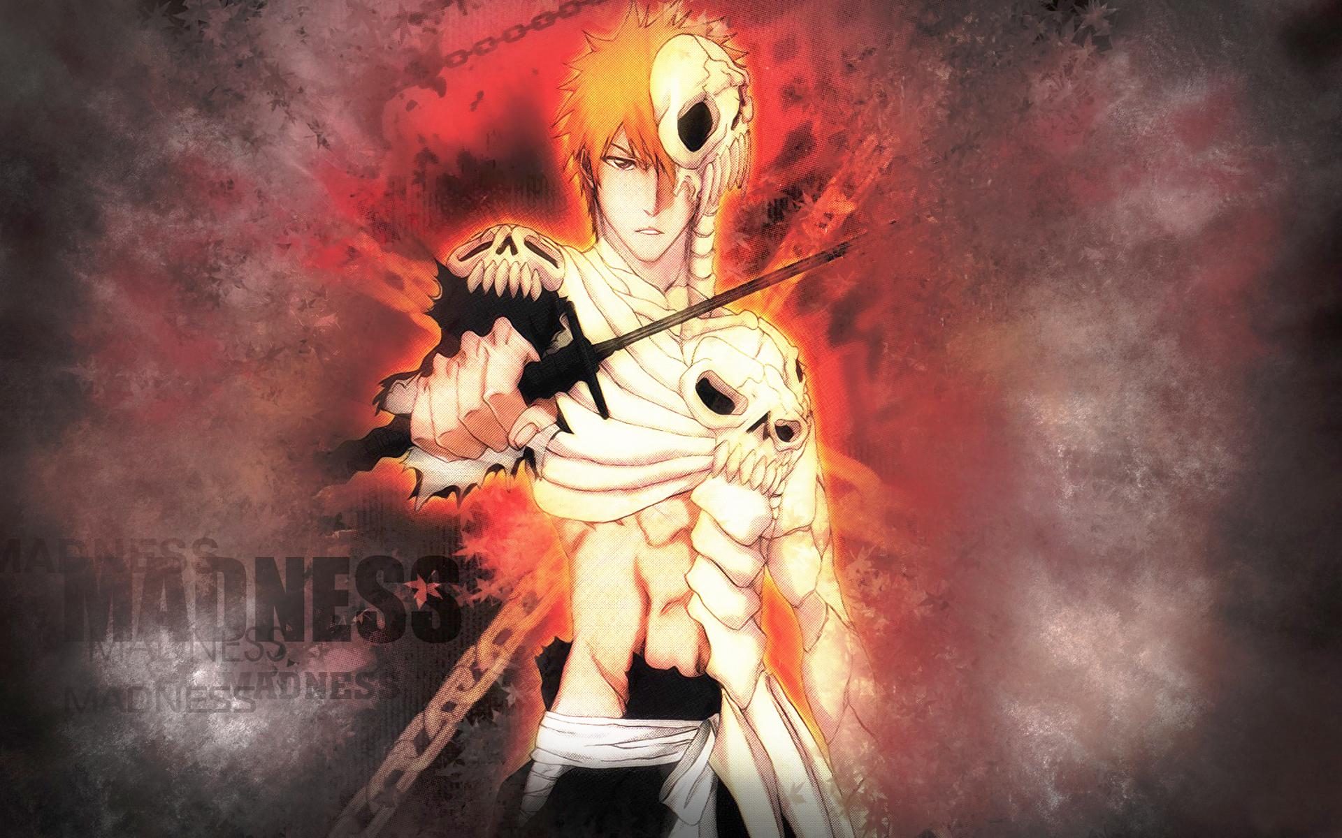 Anime - Bleach  Ichigo Kurosaki Wallpaper