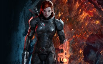 Video Game - Mass Effect 3 Wallpapers and Backgrounds ID : 207643