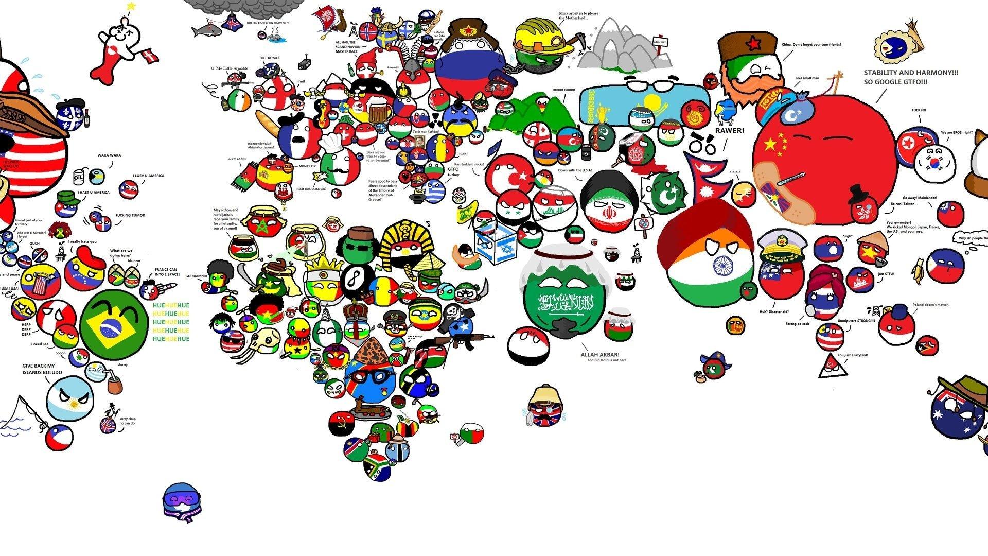 Misc - Map  Wallpaper