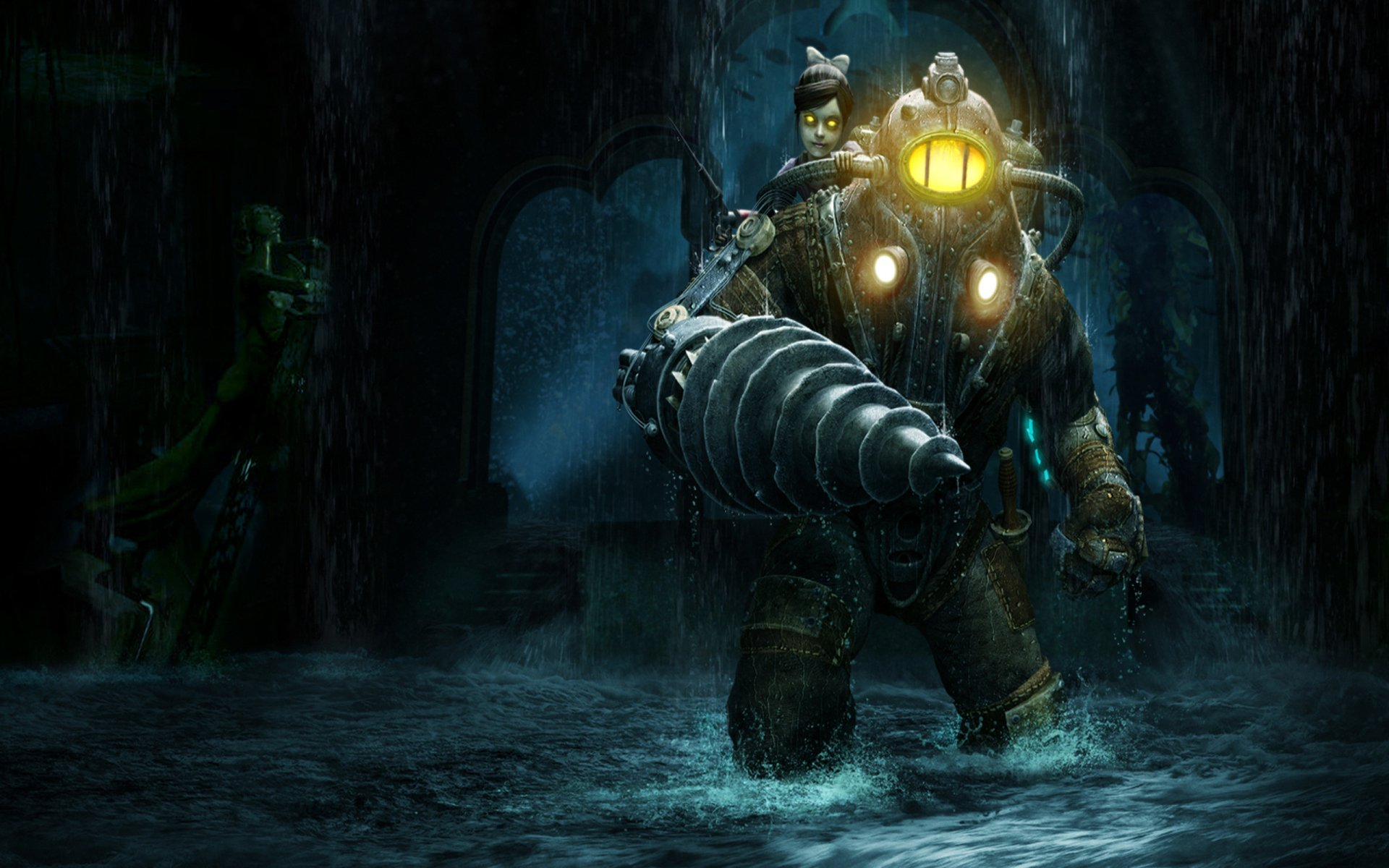Video Game - Bioshock 2  Wallpaper