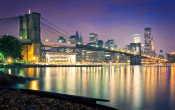 Hecho Por El Hombre - Brooklyn Bridge Wallpapers and Backgrounds ID : 208481