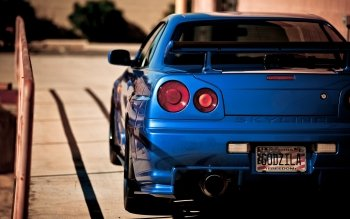 Vehicles - Nissan Wallpapers and Backgrounds ID : 208543